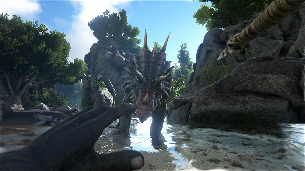 ARK Survival Evolved Genesis Season Pass PS4 and Upgrade and Xbox Show