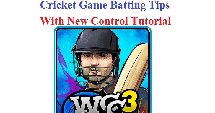 World Cup Championship 3 Cricket Game Batting Tips With New Control Tutorial