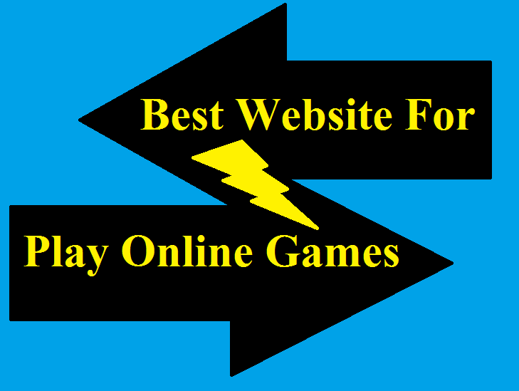 Best Website For Playing Online Games