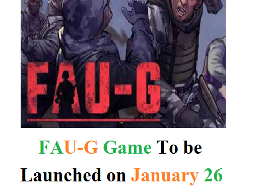 FAU-G game to be launched on January 26: How to pre-register for FAU-G game?
