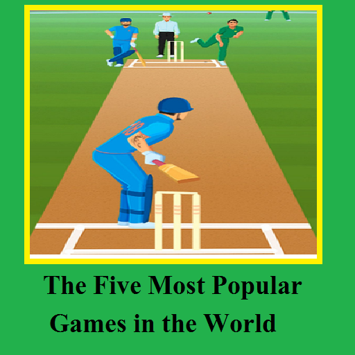The Five Most Popular Games in the World