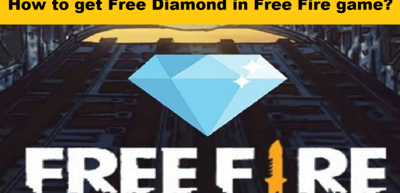 How to get Free Diamond in Free Fire game?